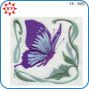 Exquisite Fine Detail Butterfly Embroidery Badge