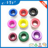 Fashion Multi-Color Spraying Oil Metal Eyelet