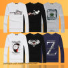 Wholesale Mens Tops High Quality Cotton Long Sleeve Shirt