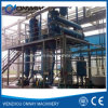 Stainless Steel Titanium Vacuum Film Evaporation Crystallizer Waste Water Effluent Treatment Plant Sodium Sulfate Distillation