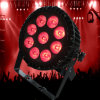 9X15W Rgbaw 5in1 Outdoor Waterproof Cheap DMX512 Stage Lighting