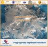 Cement Reinforcing Polypropylene PP Mesh Fibrillated Fiber