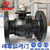 2PC Flanged Wcb 150lb Floating Ball Valve (Q41F)