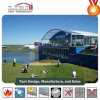 Double Decker Tents Two Floor Tents with Glass Wall, Two Floor Marquees for Golf Events