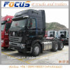 Best Chinese Tractor Sinotruck 6*4 336HP 371HP 420HP Zz4257V3249W