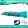 Reliable Full-Servo Baby Diaper Machine Factory with CE (YNK500-SV)