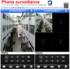 200m IR 5.0 Megapixel IP PTZ CCTV Dome Camera