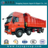 HOWO 8X4 30m3 420HP 12-Wheeler Dump Truck