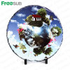 Freesub Sublimation Stone Slate Photo Frame Circular 30*30cm (SH-36)