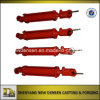 Red Colour Hydraulic Cylinder for Agricultural Machinery