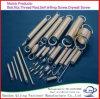 Custom Adjustable Tension Spring, Carbon Steel