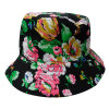 Bucket Hat with Floral Fabric (BT057)