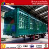 Manufacturer Fence Cargo Semi Trailer/Stake Semi Trailer