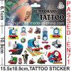 Temporary Cartoon Skin Tattoo Sticker (cg081)