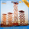 Mobile Hydraulic Scissor Manlift with Ce