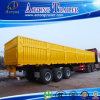 Van Type 2/3 Axles 30t-80t Transport Wagon Truck Cargo Utility Trailer