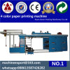 Plastic Handle Loop Bag 4 Color Flexographic Printing Machine