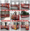 Single Person Right Angle Round Model Suspended Platform Zlp