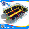 Huge Square Trampolines