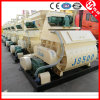 Js500 Concrete Mixer with Mechanical Hopper for Sale
