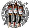 Explorer Rockets Fireworks