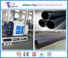 Ce & ISO PE Pipe Extrusion Line Plastic Pipe Manufacturing Plant Customized