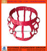 API Hinged Bow Spring Casing Centralizer Price, Hinged Centralizer Manufacture