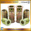 Steel Wood Threaded Insert Nuts for Furniture (M4 M6 M8)