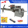 Automatic Pillow Type Packaging Machine for Biscuit, Cookies
