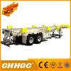 20FT 2axle Skeleton Container Semi-Trailer