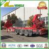 50ton 3 Fuwa Axles Load Container Trailer