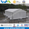 6X15m White PVC Aluminum Tent for Small Temporary Storage