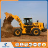 Road Construction Equipment 5t Wheel Loader with Hydraulic Transmission