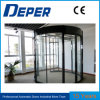 Automatic Curved Sliding Door Manufactured by Deper