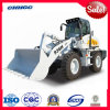 CE Approved Compact Wheeled Loader / Bucket Loader