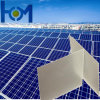 3.2mm Patterned Low Iron Solar Glass for Solar Panel with ISO, SGS, SPF