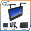"""E62 Flysight Black Pearl 7"""" HD 1024*600 Pix Diversity Receiver Battery Operated Monitor Aerial Photography Uav (RC801)"""