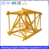 Inside/Inner Climbing Luffing Tower Crane