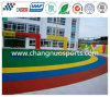 Non-Toxic and Harmless Laminated Moving Flooring for School/Playground/Kindergarten