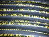 Factory Price Qingflex Hydraulic Hose - En853 1sn