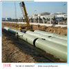 GRP Pipe Water Supply Pipe Oil Pipe Factory