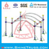 Truss Project, Aluminum Stage Speaker Lighting Truss for Wedding, Performance Project