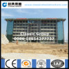 Multi-Storey Building Office Steel Structure with Glass Curtain