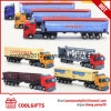 1: 48 Children Mini Metal Truck Shipping Die Cast Container Model