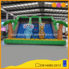Lovely Animal Safari Park Inflatable Slide Bouncy for Kids (AQ01332)