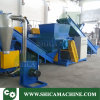 Plastic container and Huge Blocks Single Shaft Shredder