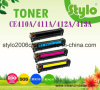Color Toner Cartridge Ce410A C/M/Y/K for HP Laser Printer