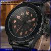 ODM Custom Leather Strap Classic Quartz Watch Ladies Wristwatch (WY-P17015A)