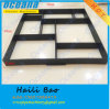 Popular Garden Path Concrete Pavement Mould DIY Plastic Mould Paving Stone /for Garden Paver