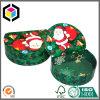 Cardboard Lid Hinged Color Print Christmas Gift Paper Box